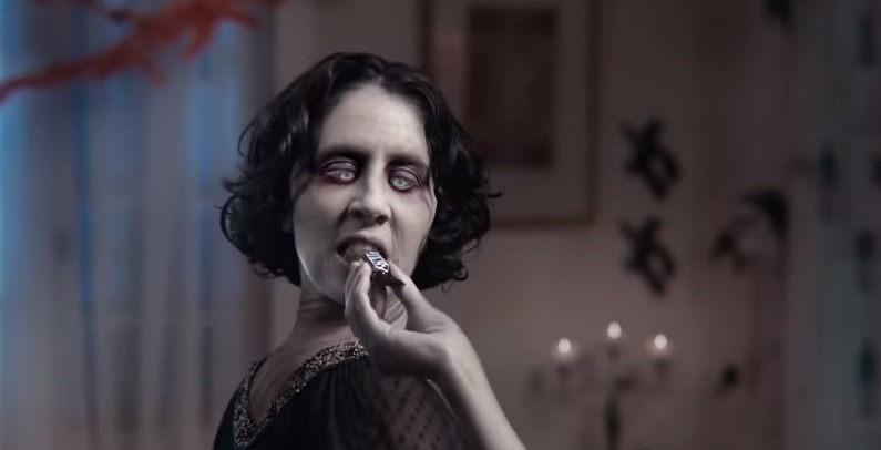 snickers halloweeen - blog de marketing online