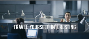 travel yourself interesting expedia campaign